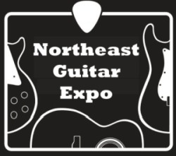 Northeast Guitar Expo Poster Logo